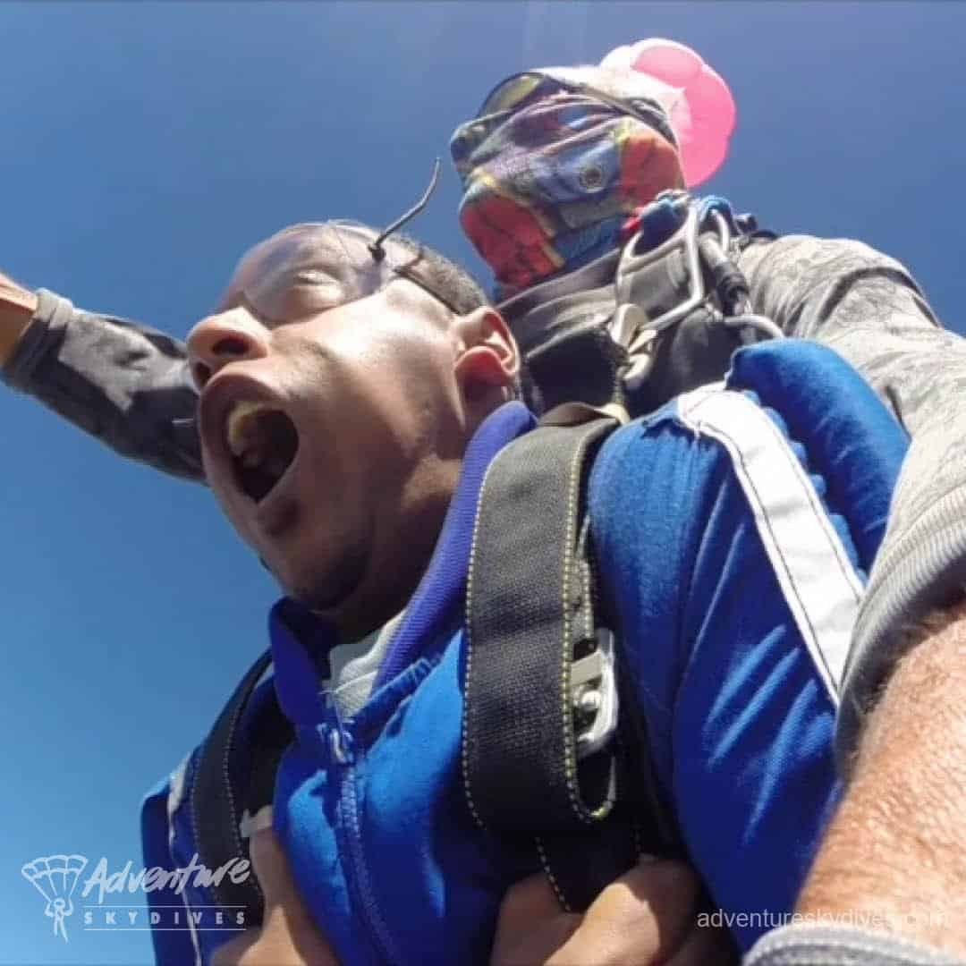 Adventure Skydives - Tandem Skydive Over The Vaal Dam
