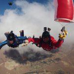 Display Jump Skydiving