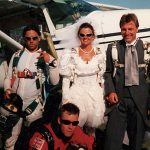 Skydiving Stunts for Movies & TV